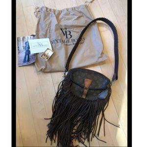 Vintage Boho Louis Vuitton! Great condition!